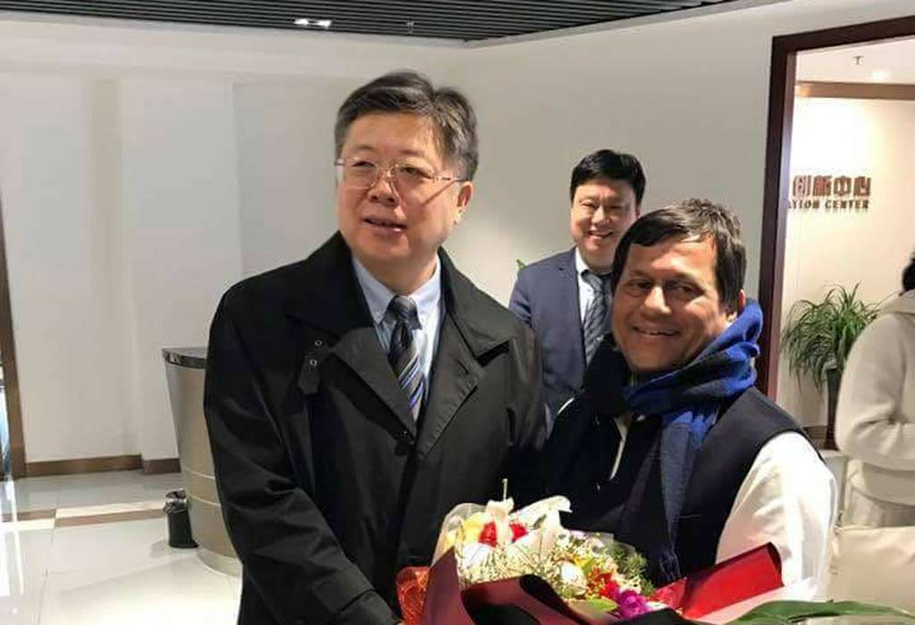 China Visit: KIIT, KISS Expand Global Footprint