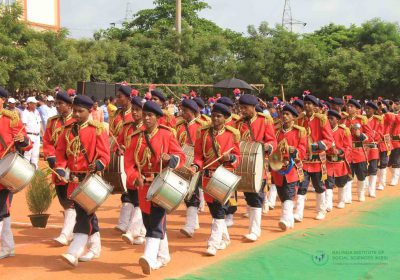 71st Independence day celebration at KIIT and KISS