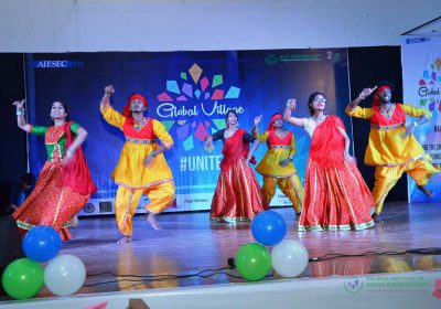 Global Village at KIIT