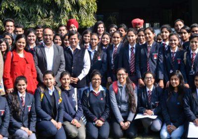 Prof Achyuta Samanta with students of CSIR-IMTech