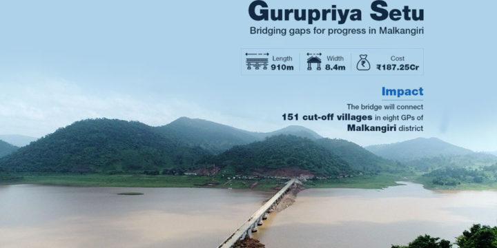 Bridge of Progress- Gurupriya Setu