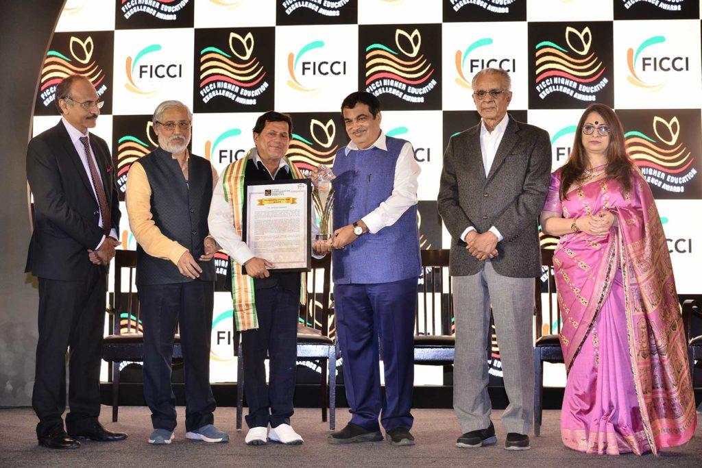 FICCI Personality of the Year Award for Dr. Achyuta Samanta